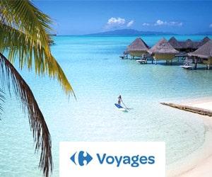 Bon plan Iles paradisiaques : séjours Ile Maurice et Polynésie dès 1034€/personne