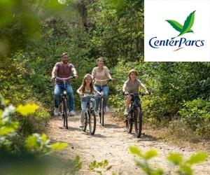 Bon plan Les vacances de l'Ascension à Center Parcs dès 529€ 6j/5n pour 4 personnes