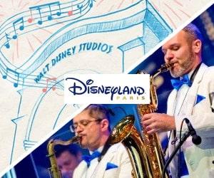 Bon plan Soirée Jazz à Disneyland® Paris à partir de 79€ le billet