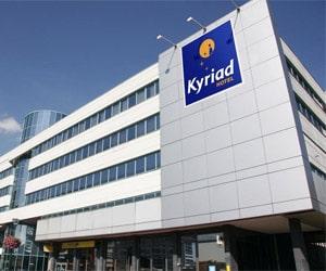 Code promo 10€ de réduction sur les hôtels Kyriad avec code promo