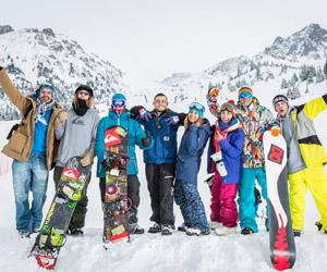 Bon plan Ventes Privées Spéciales Ski en tribu, jusqu'à -35% de remise