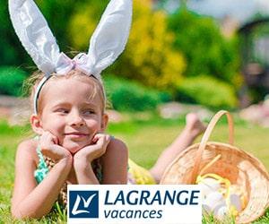 Bon plan Ventes Privées Lagrange Spéciales Pâques jusqu'à -42% sur la location de vacances