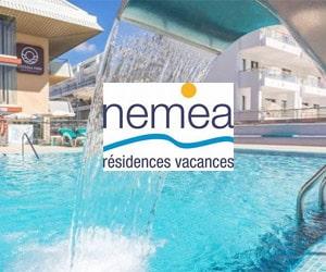Locations vacances pas chères sous le soleil de l'Espagne avec les résidences Néméa