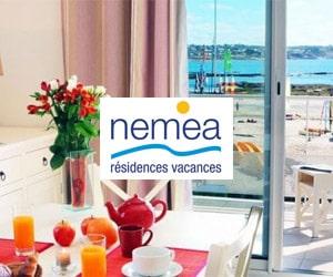 Bon plan Néméa Mer & Campagne : jusqu'à -50% sur les Vacances de Pâques