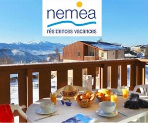 Bon plan Dernière minute SKI en février : jusqu'à - 50% sur les résidences Néméa