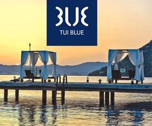 Code promo 100€ REMISE SUPPLÉMENTAIRE sur les Hôtels TUI BLUE