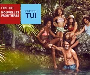 Bon plan Vacances d'été : jusqu'à - 400€/pers sur une sélection de circuits TUI et Nouvelles Frontières