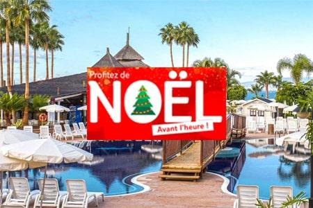 Code promo Offre exclusive Noël : -10% supplémentaires sur une sélection de séjours et circuits