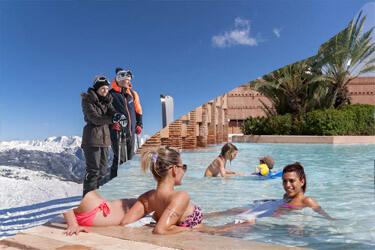 Bon plan Vacances de Noël à la neige ou au soleil dès 546€/pers