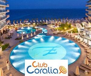 Bon plan Vente Flash : vacances en Club Coralia à partir de 269€/pers