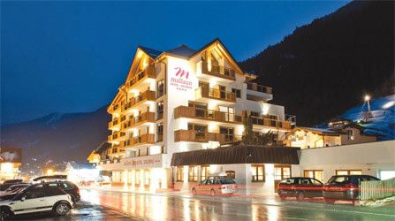 Bon plan Wellnesshotel Mallaun - Ischgl-Samnaun - See dès 219€/pers. en demi-pension